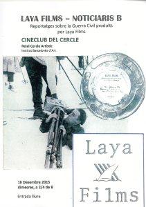 LAYA FILMS, Cineclub, des-2015, 1183